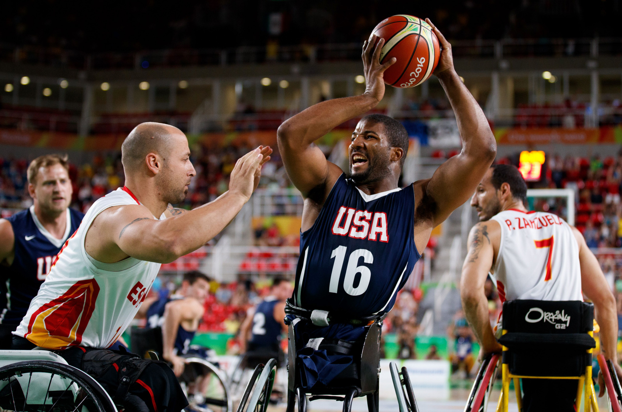 The United States head into the 2020 Paralympics as both men's and women's champions from 2016 ©Getty Images