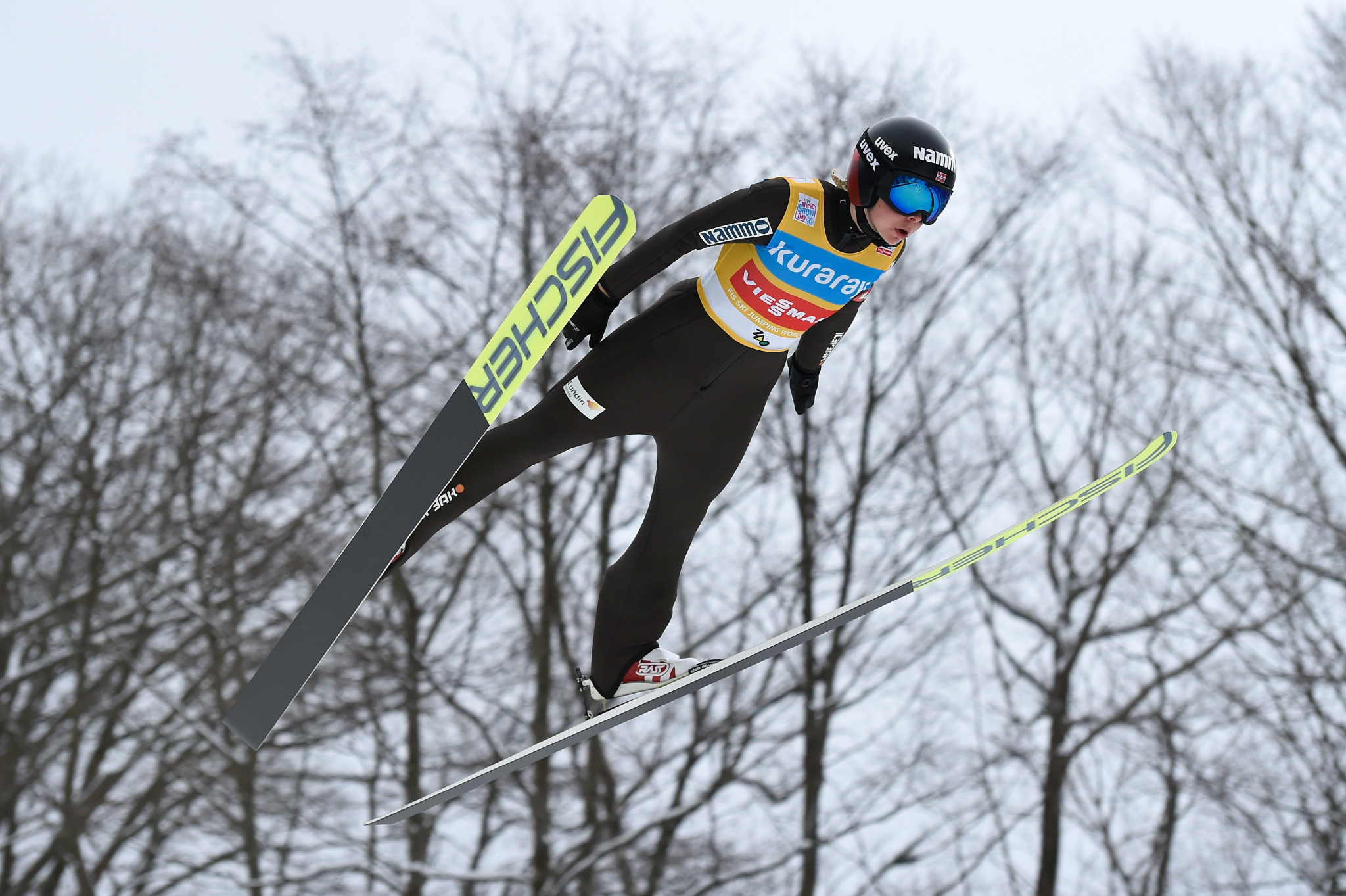 Althaus closest threat to Austria and Norway dominance in women's Ski Jumping World Cup