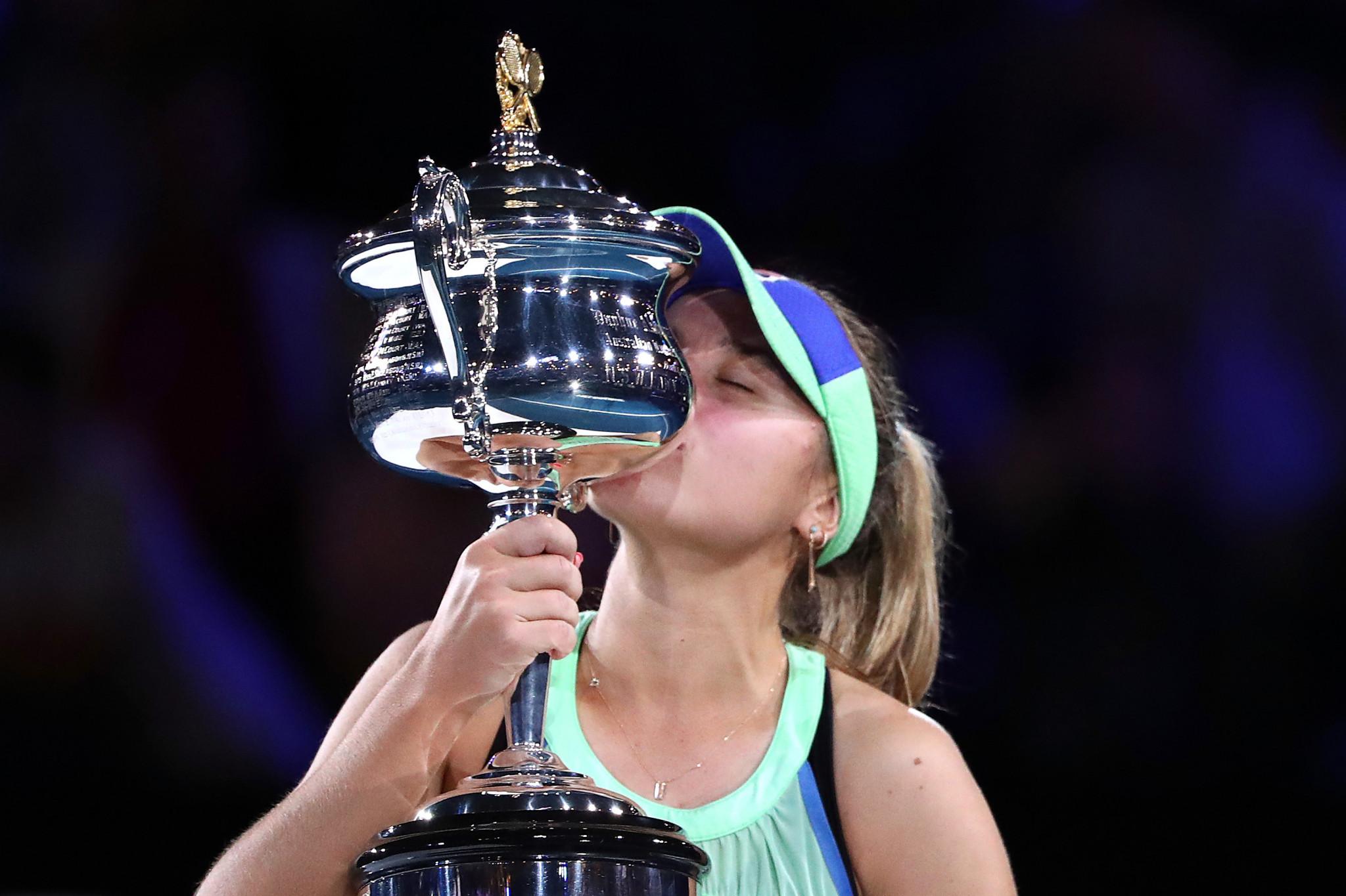Kenin triumphs in Australian Open women's final to earn maiden Grand Slam title