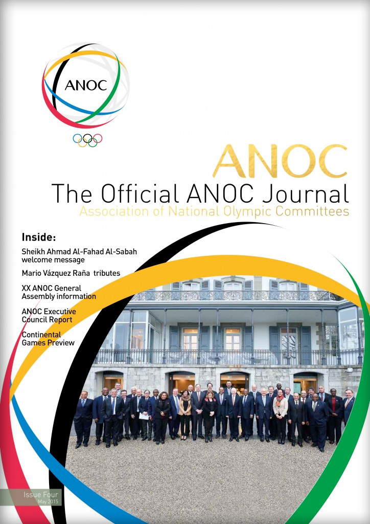 The Official ANOC Journal - Issue 4