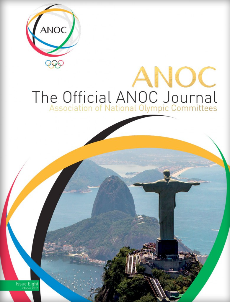 The Official ANOC Journal - Issue 8