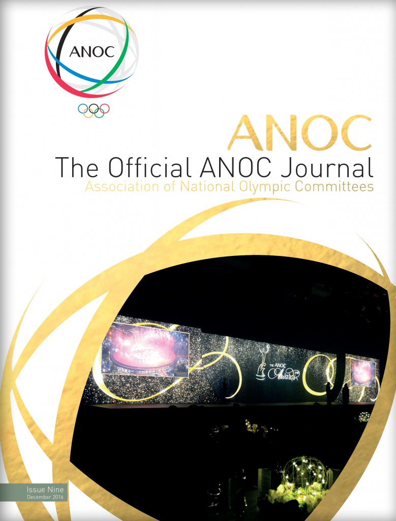 The Official ANOC Journal - Issue 9