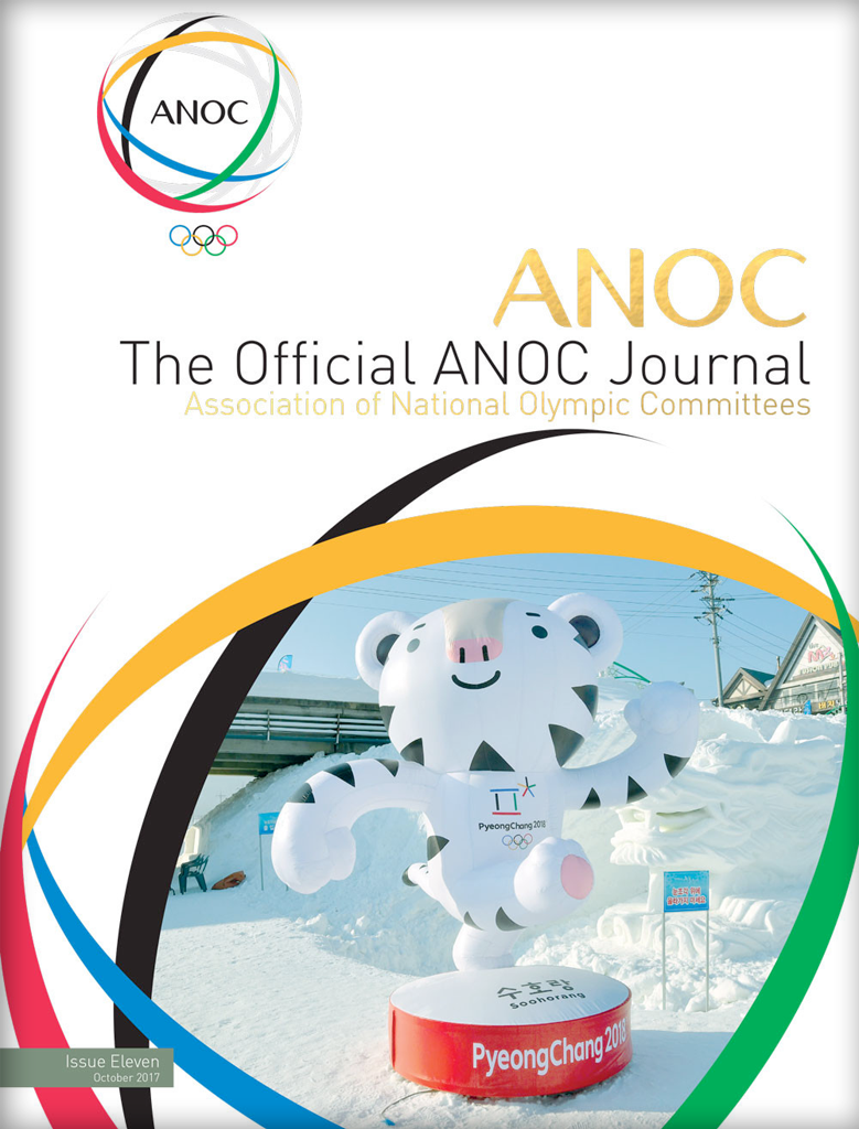The Official ANOC Journal - Issue 11