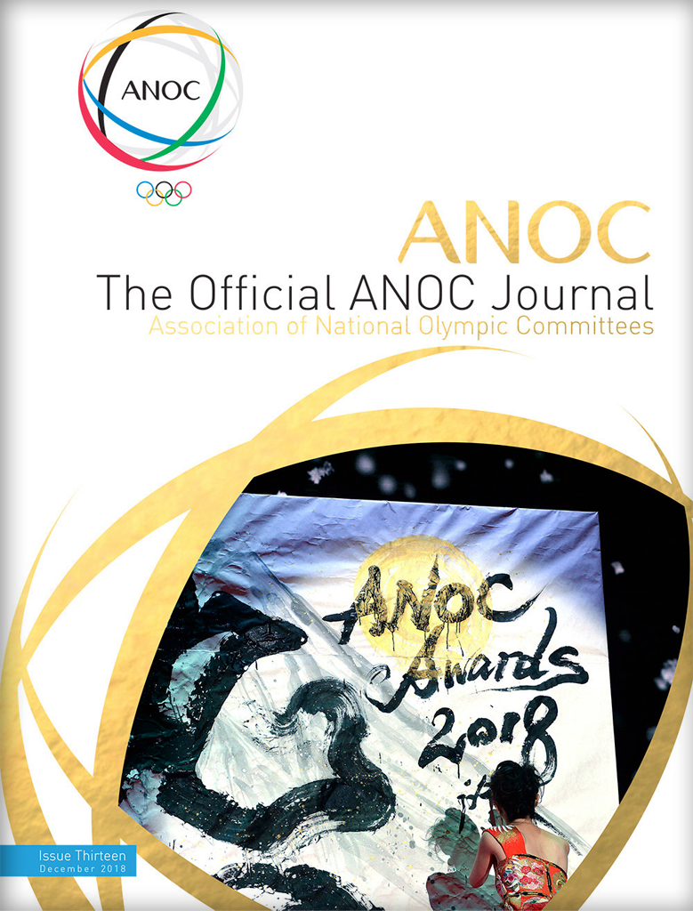 The Official ANOC Journal - Issue 13