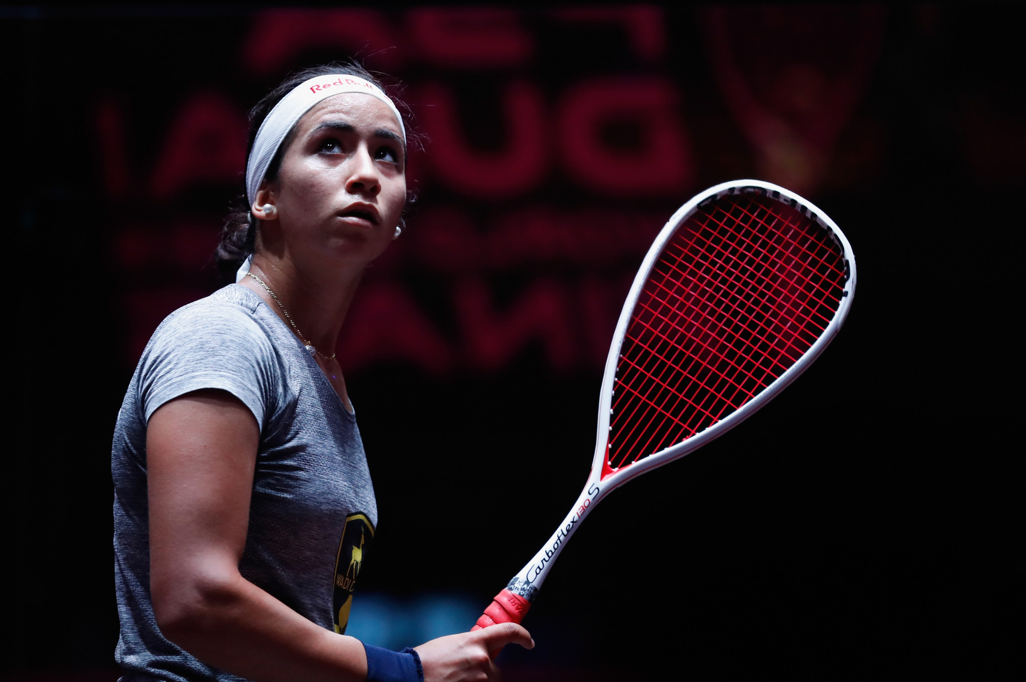 Gohar moves up to second in Professional Squash Association women's rankings