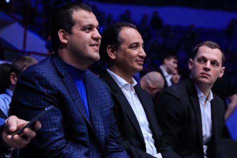 Kremlev claims AIBA debt is being restructured at All-Russian Boxing Forum