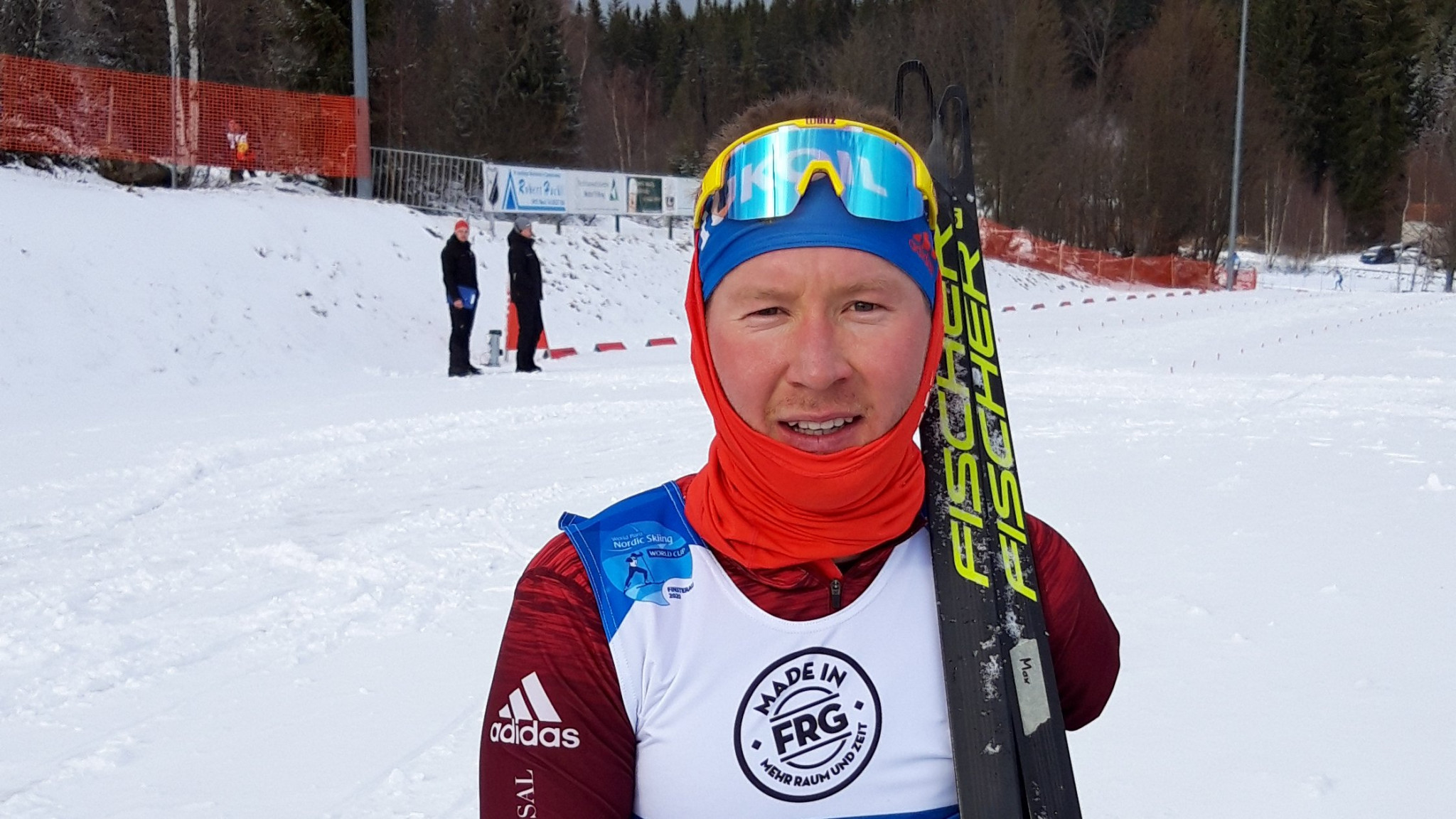 Russia earned four gold medals on the third day of the World Para Nordic Skiing World Cup in Finsterau ©Twitter