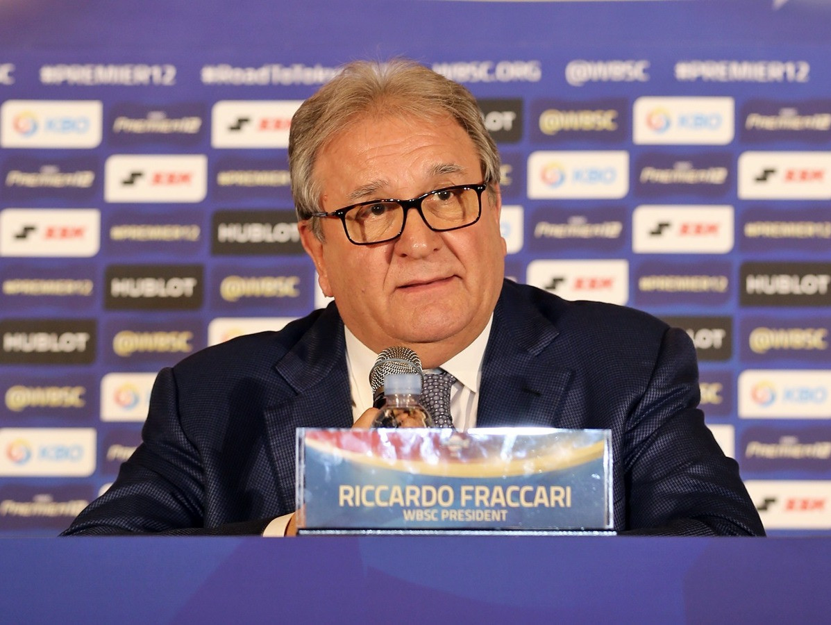 Riccardo Fraccari: Baseball5 can help strengthen the Olympic Movement, take sport to new places