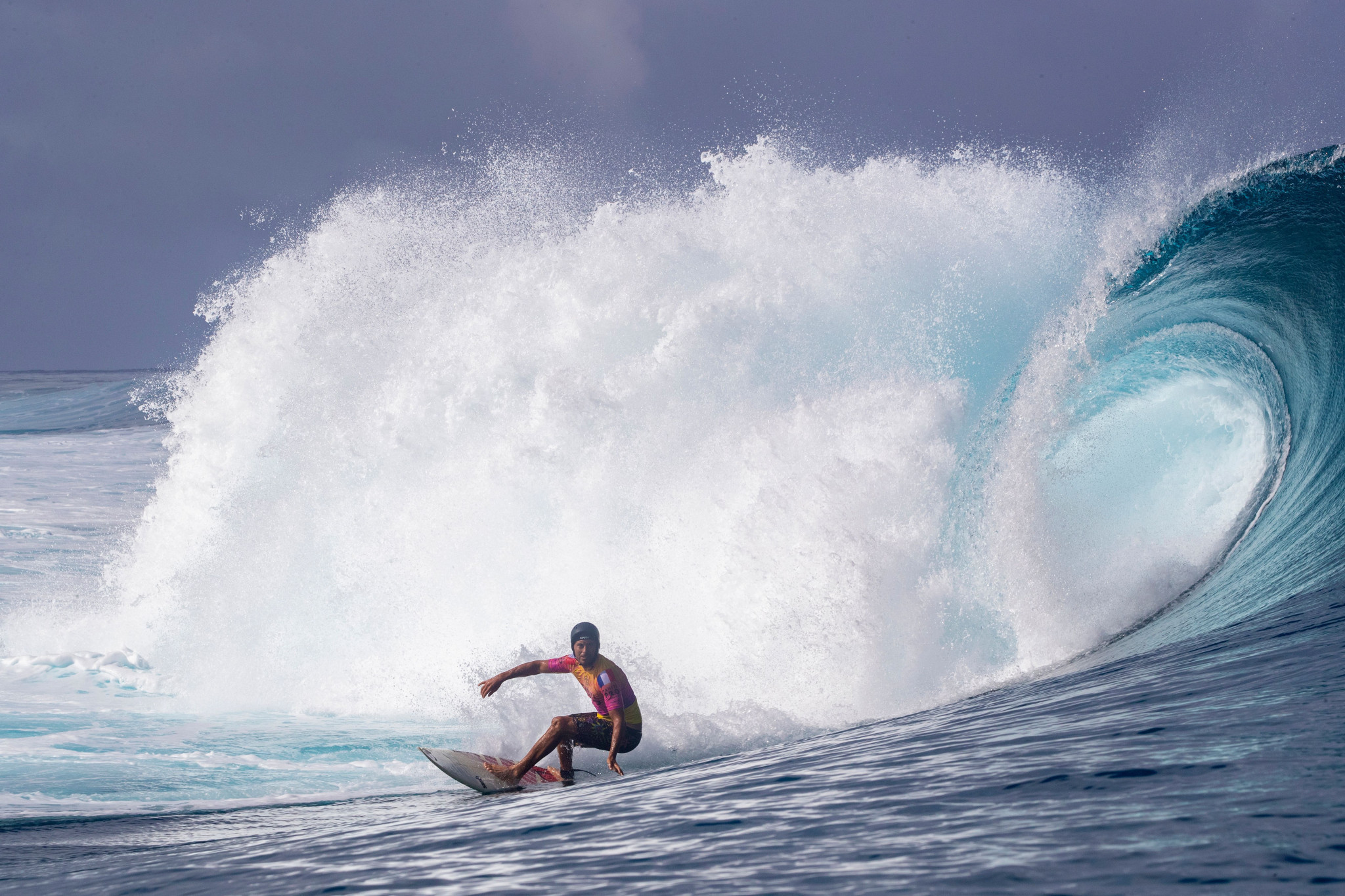 ISA award 43 scholarships to young underprivileged surfers
