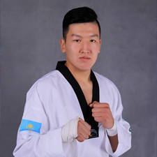 Ruslan Zhaparov is a developing talent as Tokyo 2020 approaches