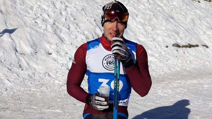 Golubkov finishes successful Para Nordic Skiing World Cup with fifth gold medal