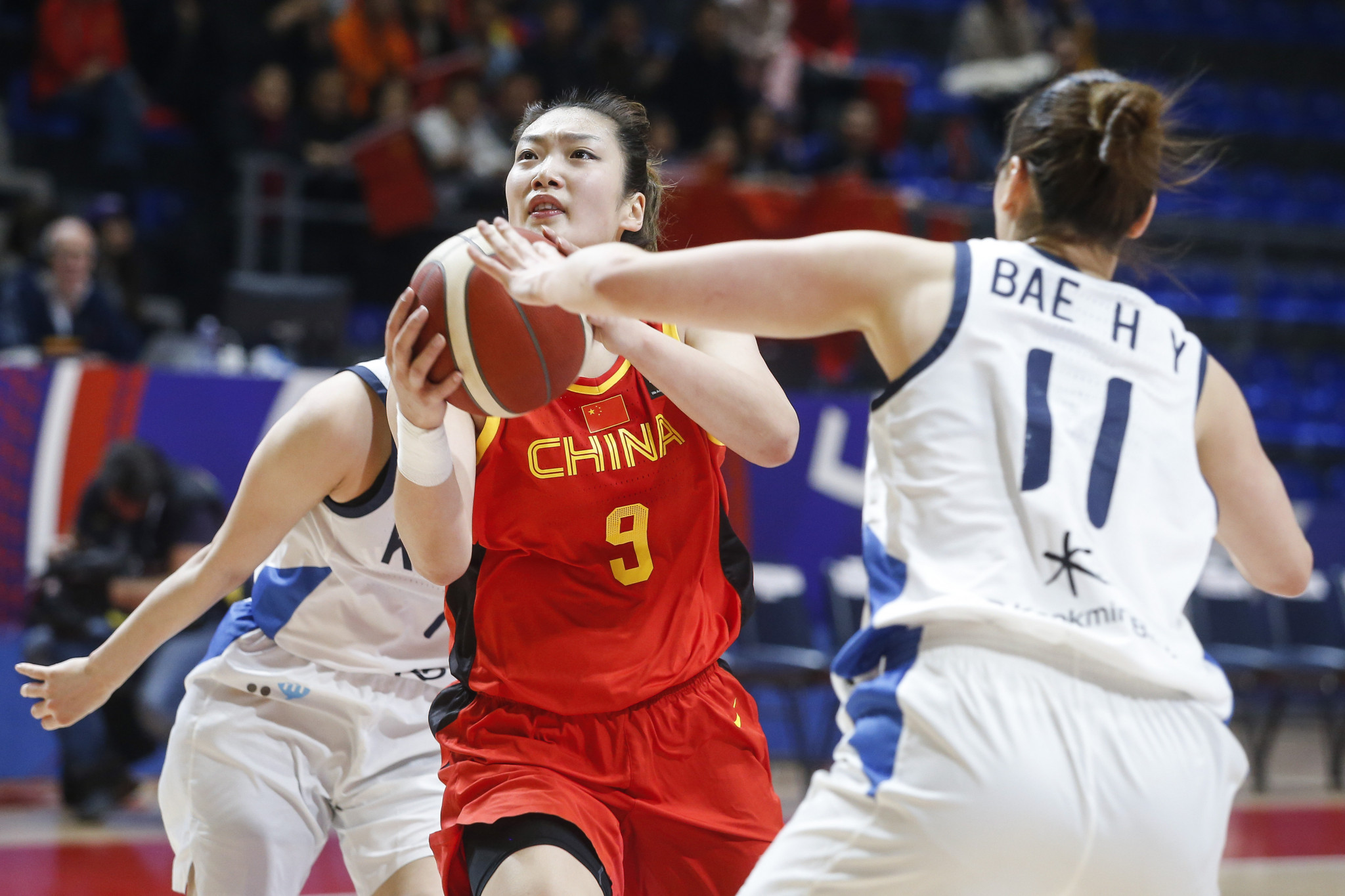 FIBA believes a new competition system is boosting the exposure of women's basketball ©Getty Images