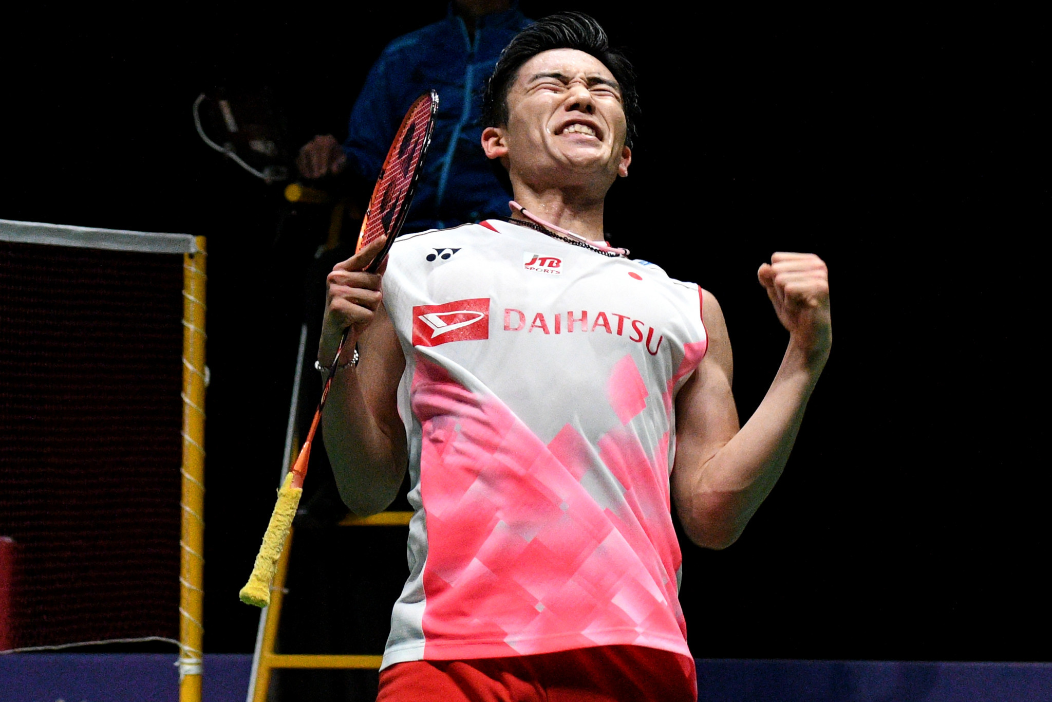Kento Momota faces a further three months out ©Getty Images