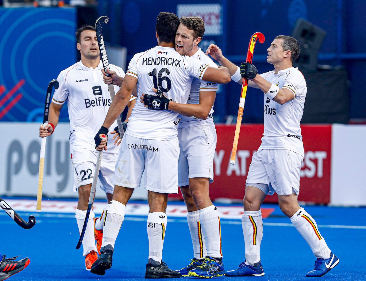 FIH to launch app to coincide with return of the Hockey Pro League