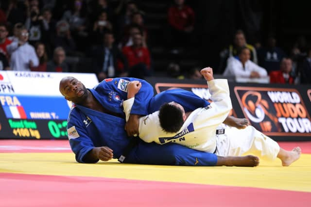 Riner finally loses after 10 years and 154 matches at IJF Paris Grand Slam