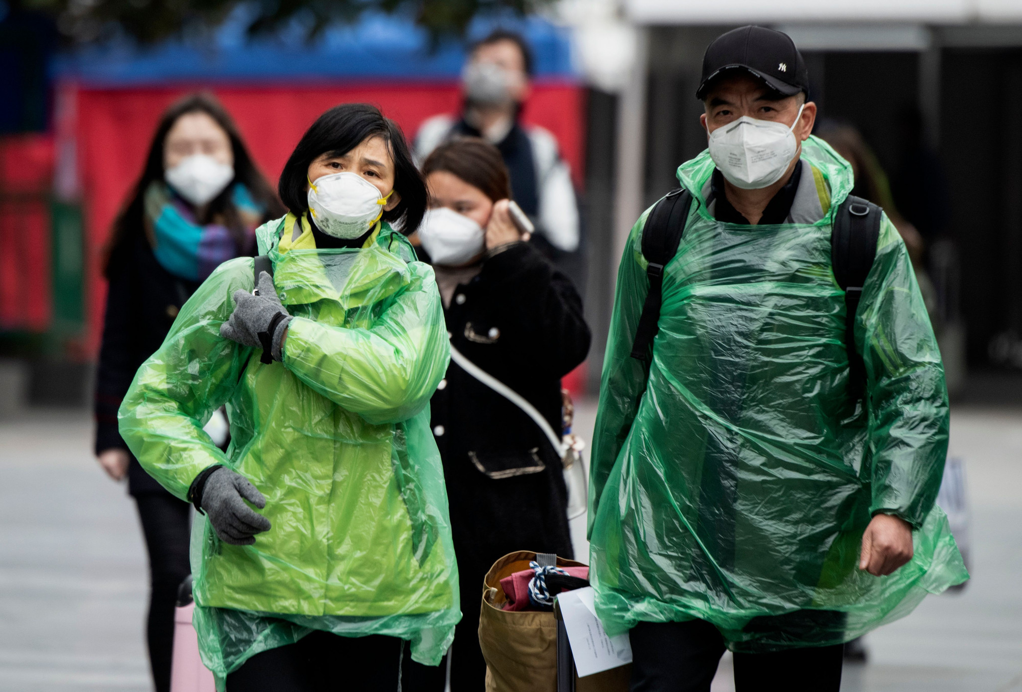 IFSC send 10,000 masks to China for fight against coronavirus