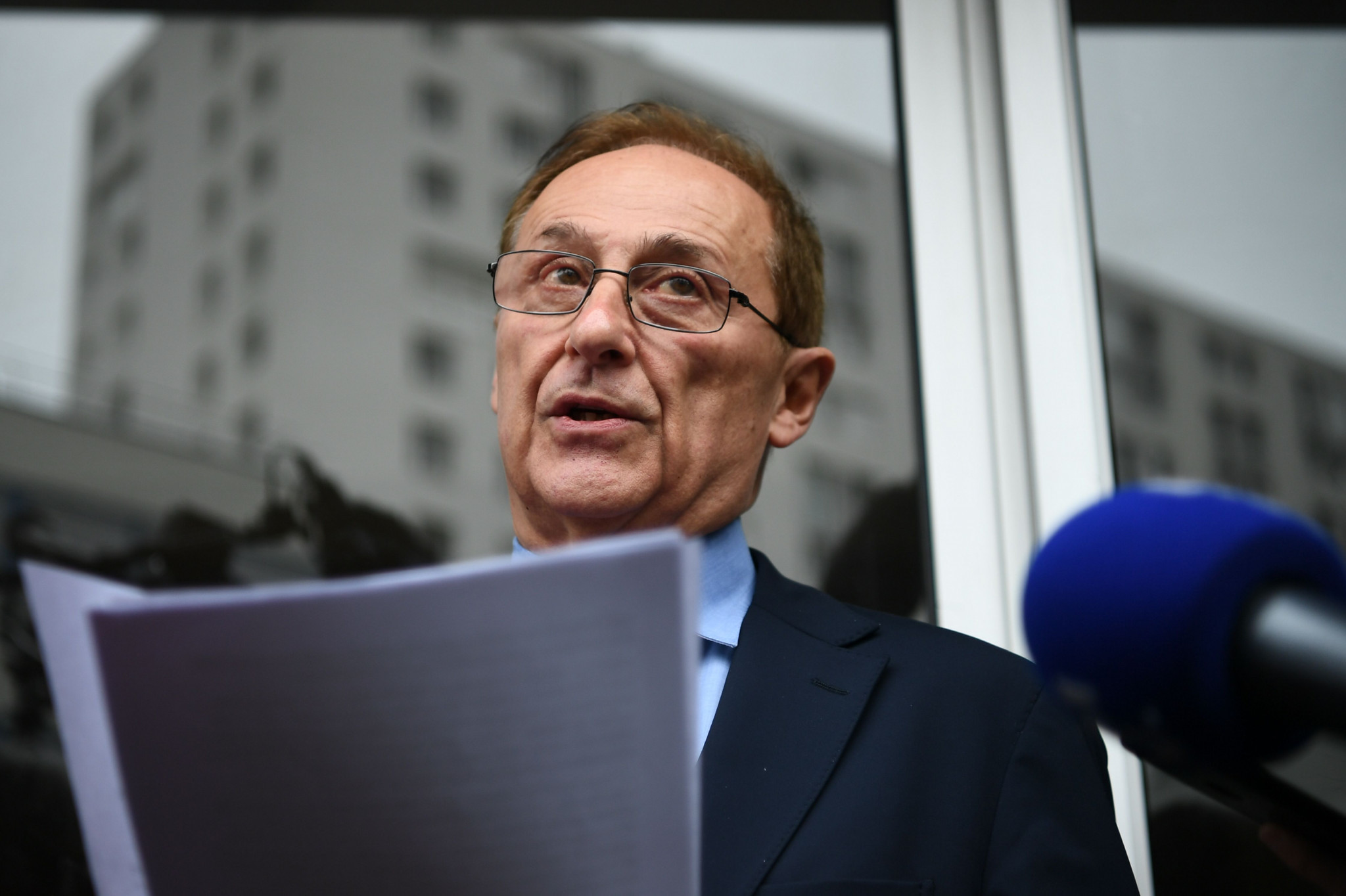 Gailhaguet quits as French Ice Skating Federation President amid abuse scandal