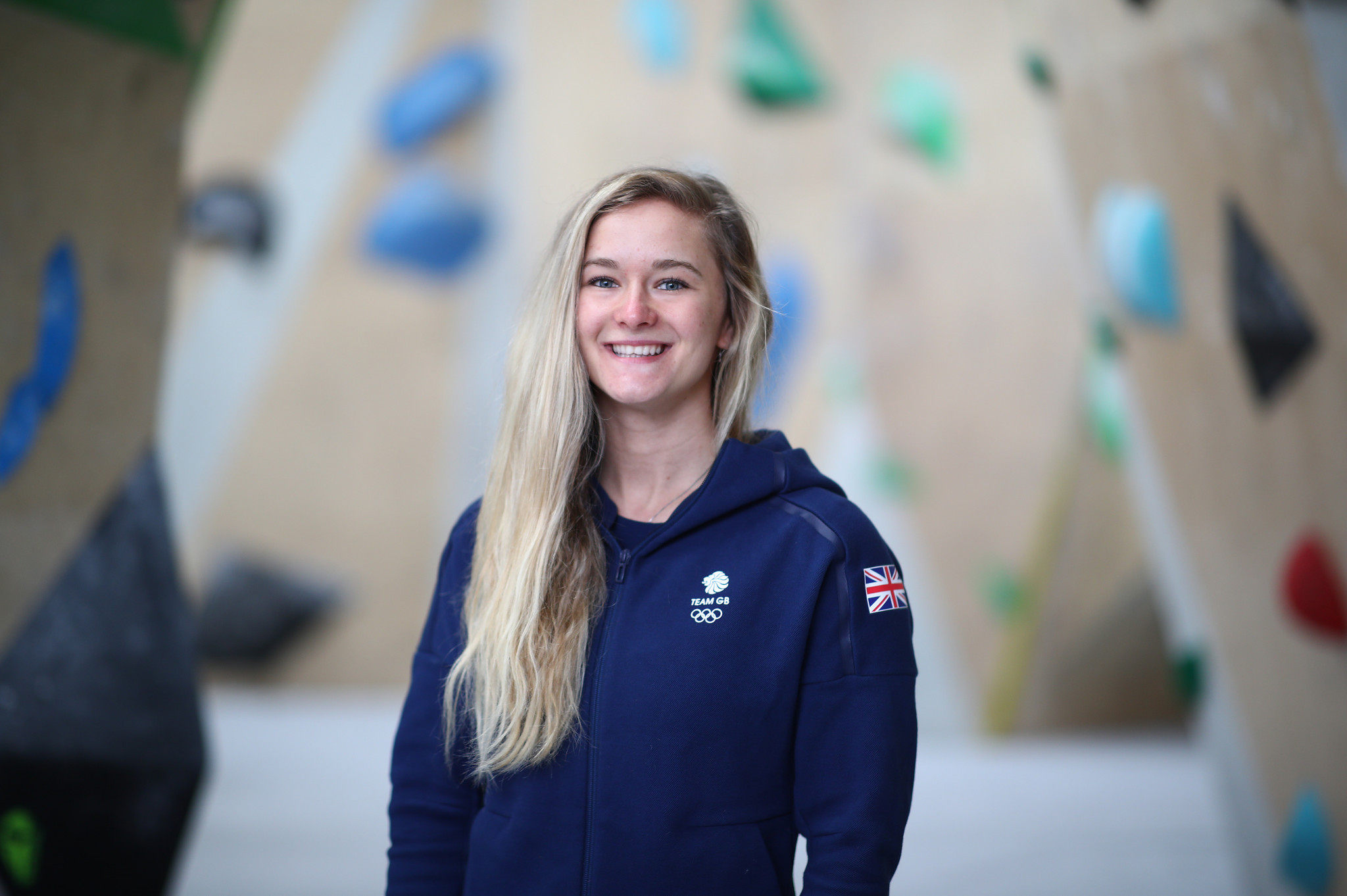 Coxsey becomes first British sport climber to make it to Tokyo 2020