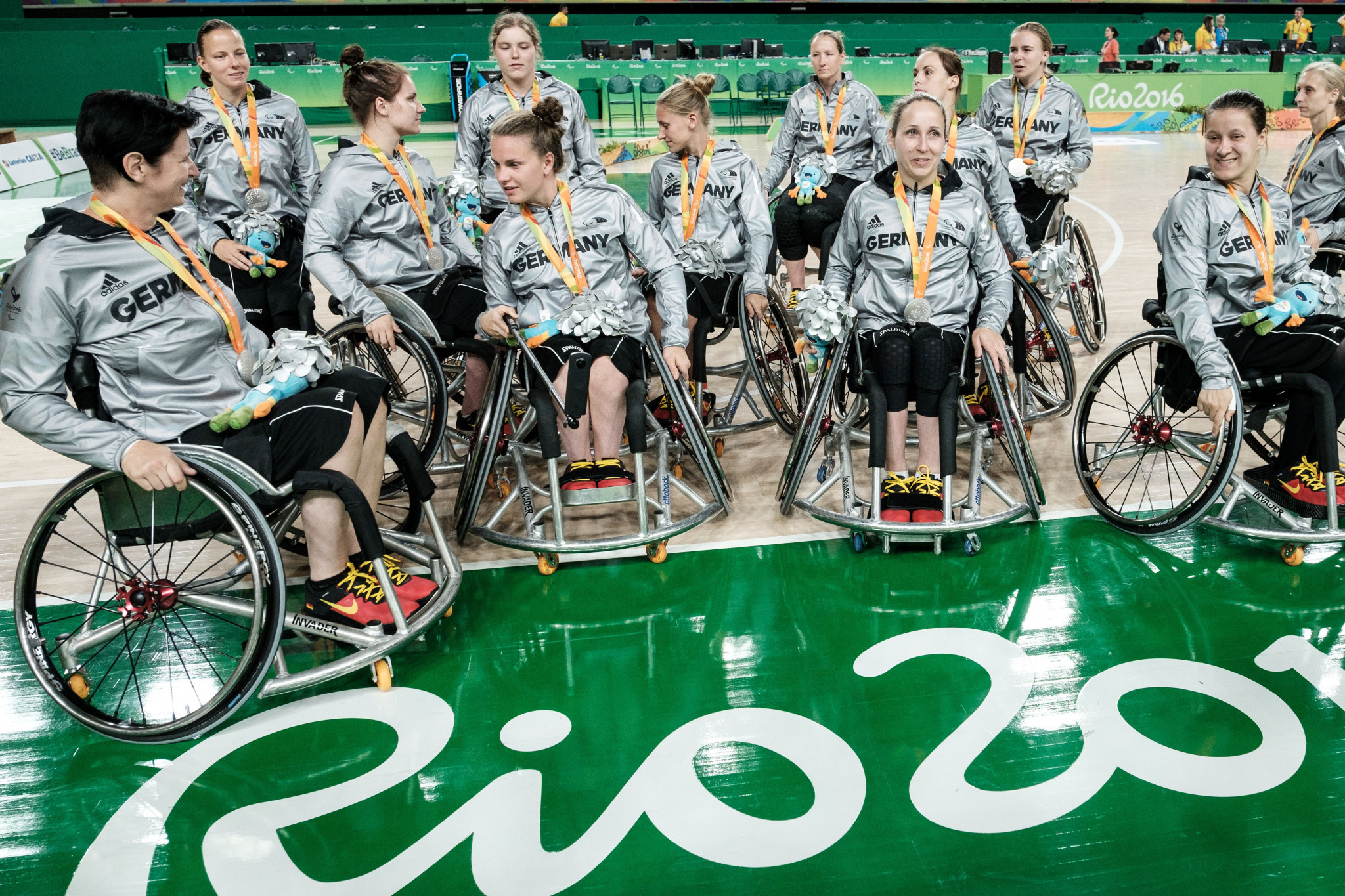 The wheelchair basketball draw for Tokyo 2020 has been postponed ©Getty Images