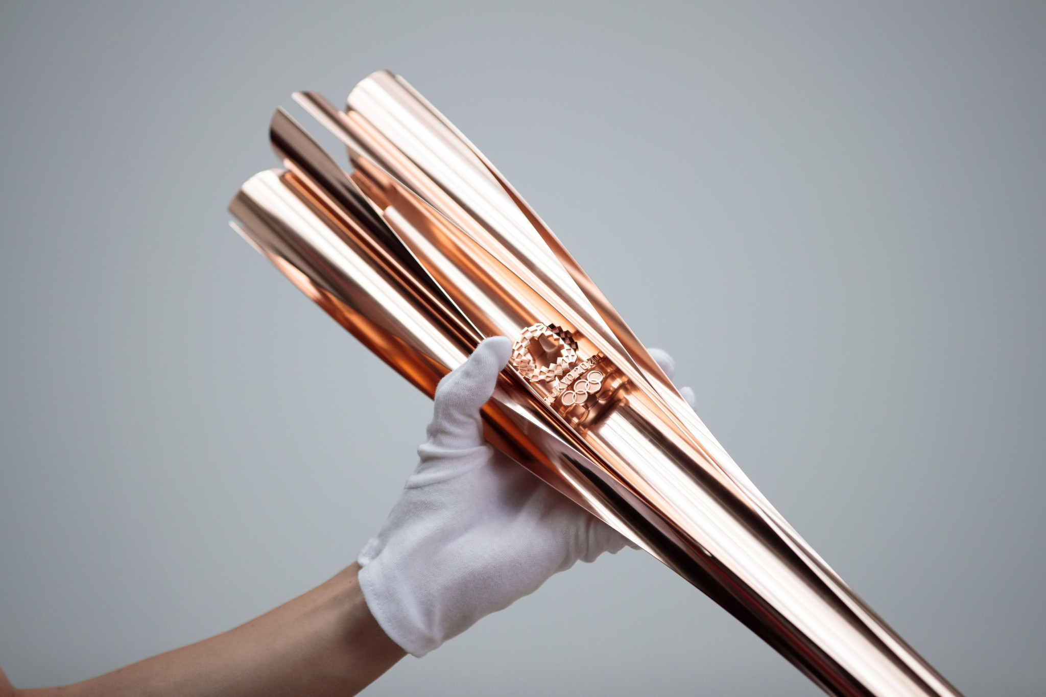 Designer reveals new details on Tokyo 2020 Olympic Torch