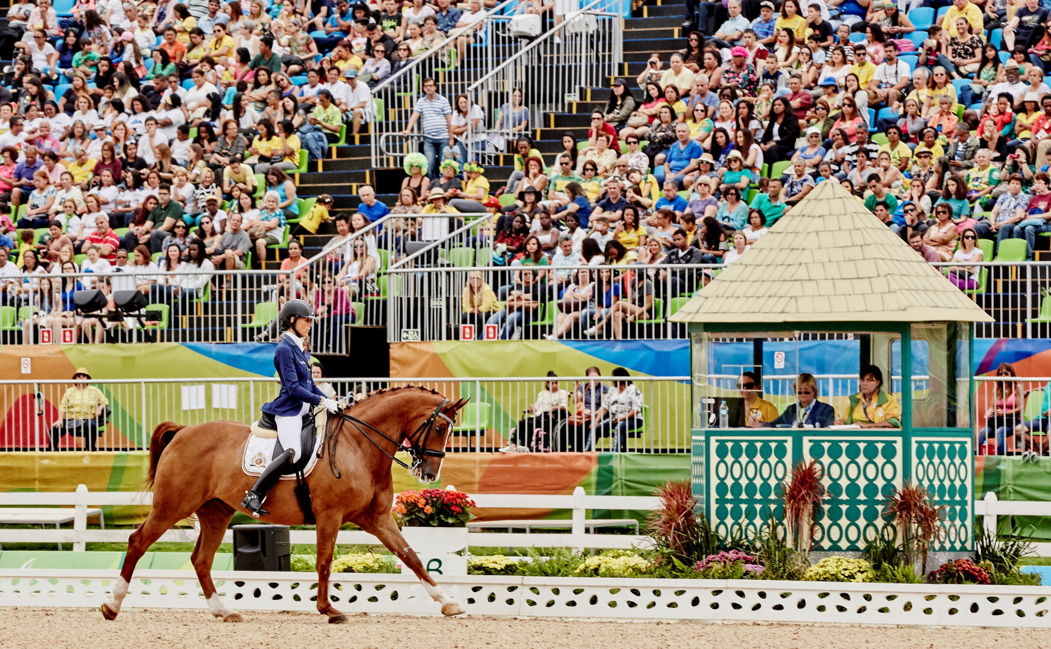 Team dressage countries confirmed for Tokyo 2020 Paralympics