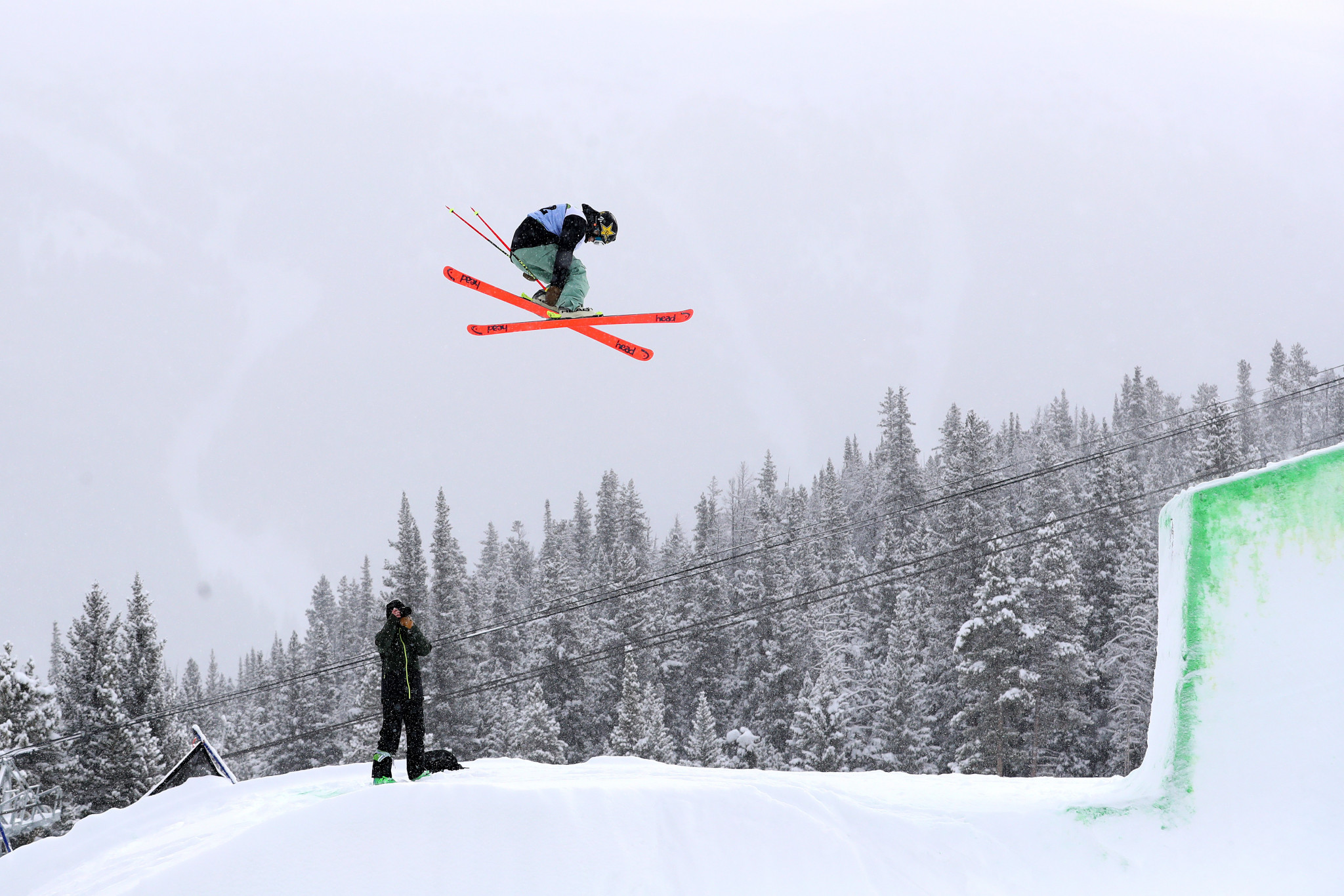Copper Mountain in the US has pulled its support for a leg of the FIS Freeski and Snowboard World Cup too ©Getty Images