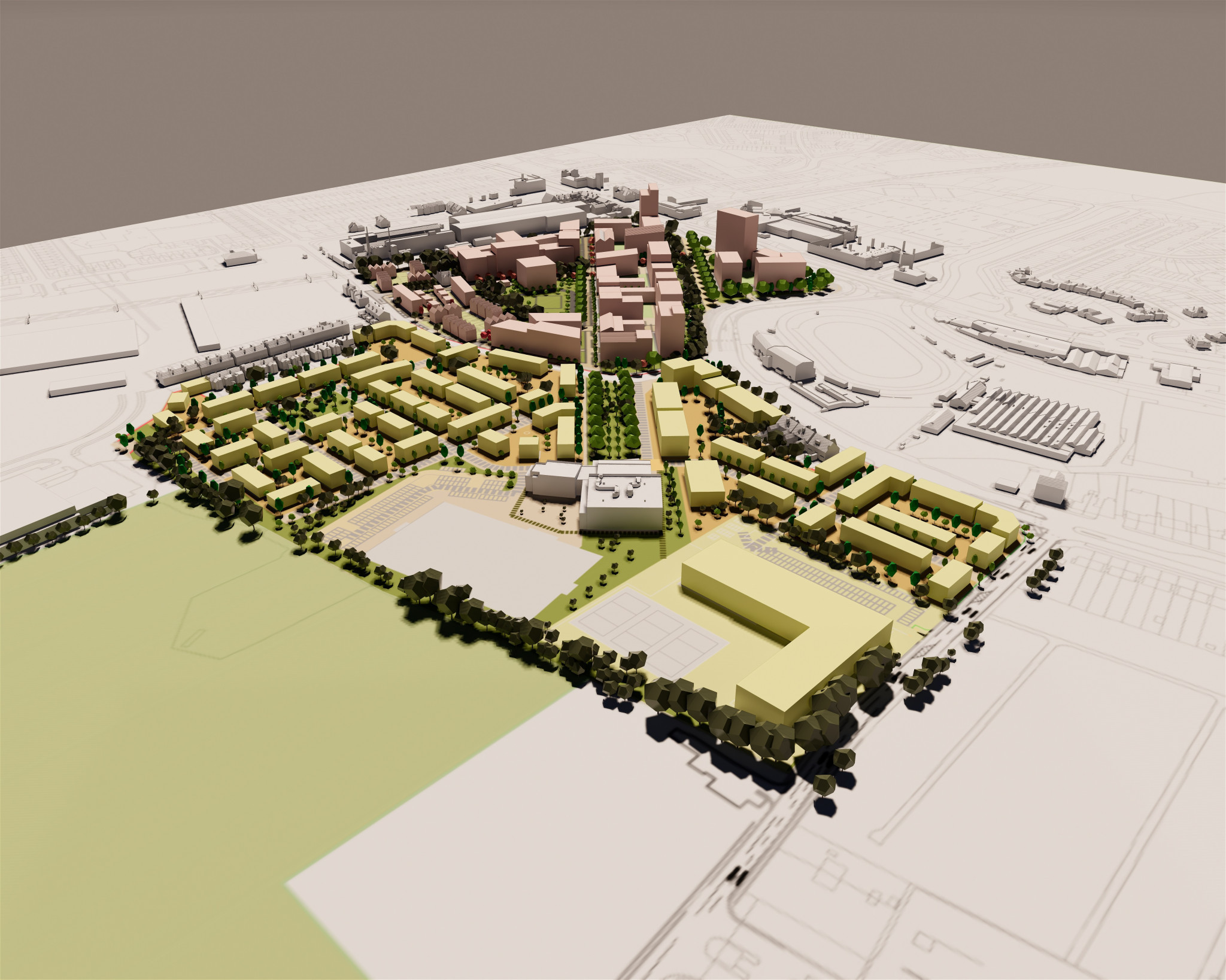 Cost of Birmingham 2022 Athletes' Village expected to increase