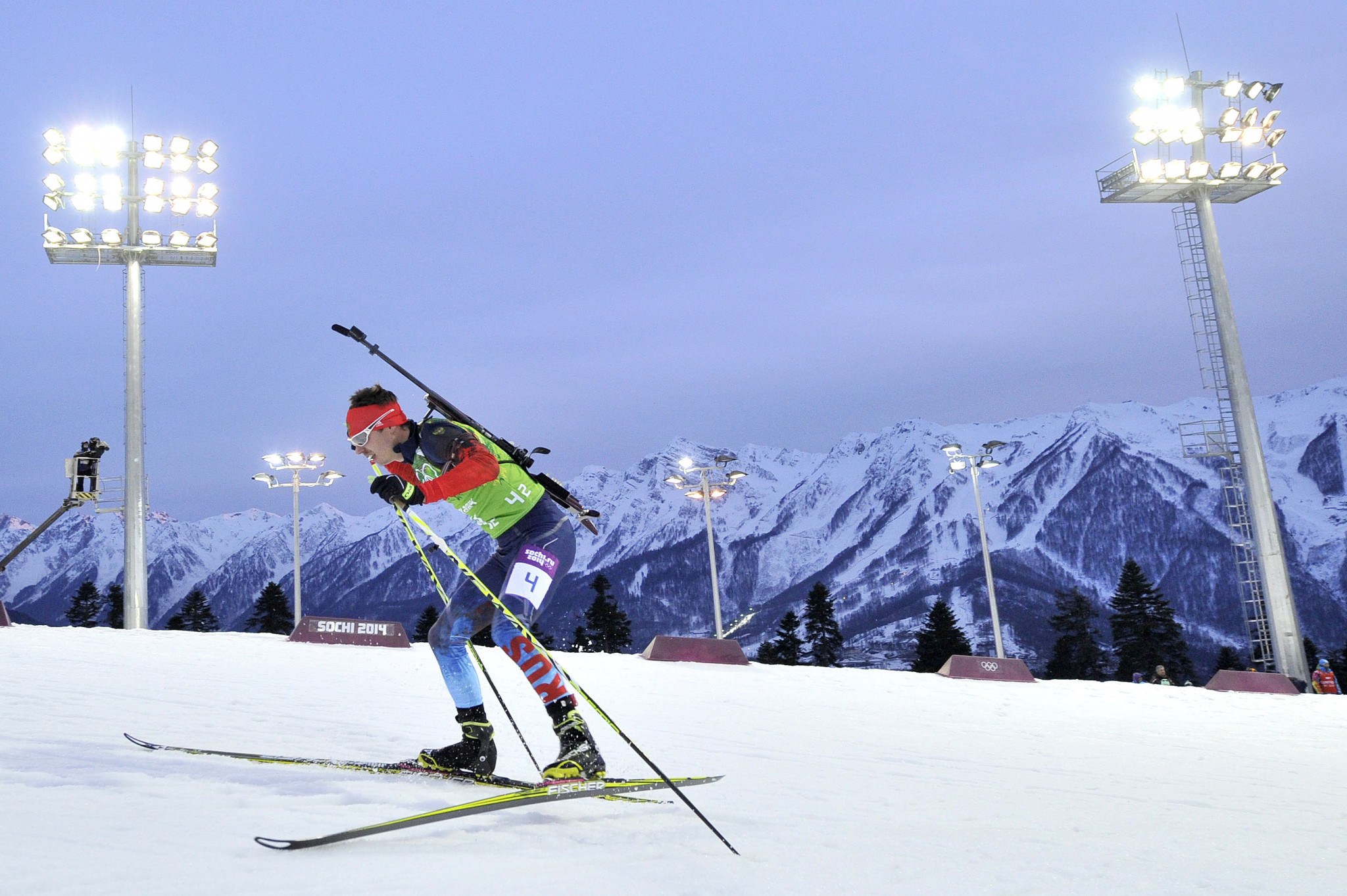 Climate change is one of the greatest concerns for biathlon fans, according to an IBU survey ©Getty Images