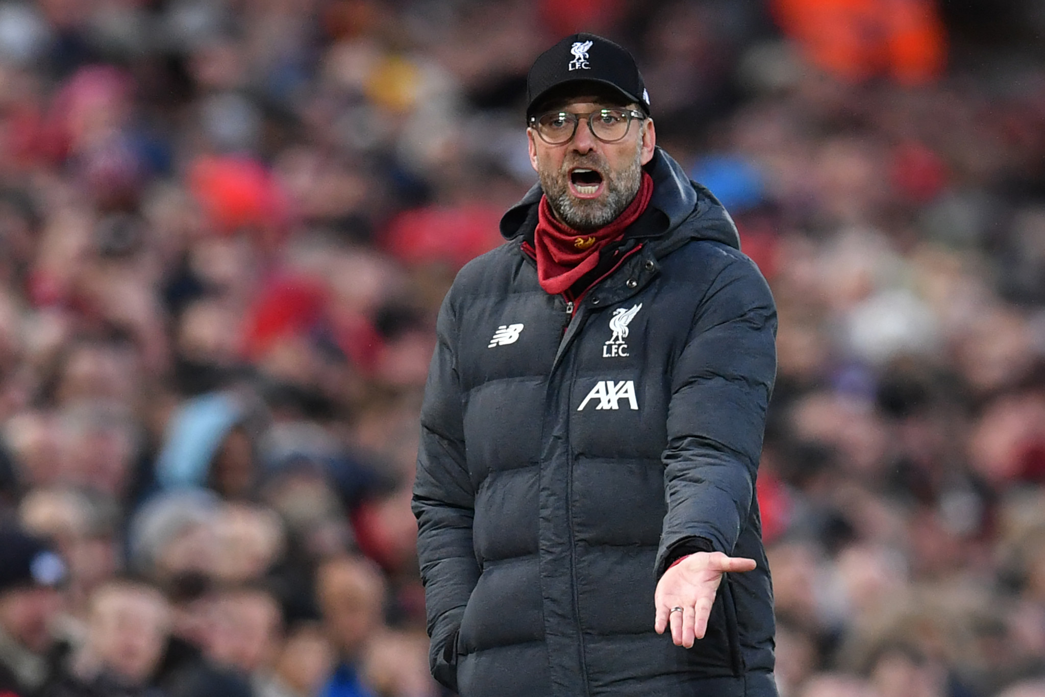 Liverpool manager Jürgen Klopp said the club would wait for more information before making a decision ©Getty Images