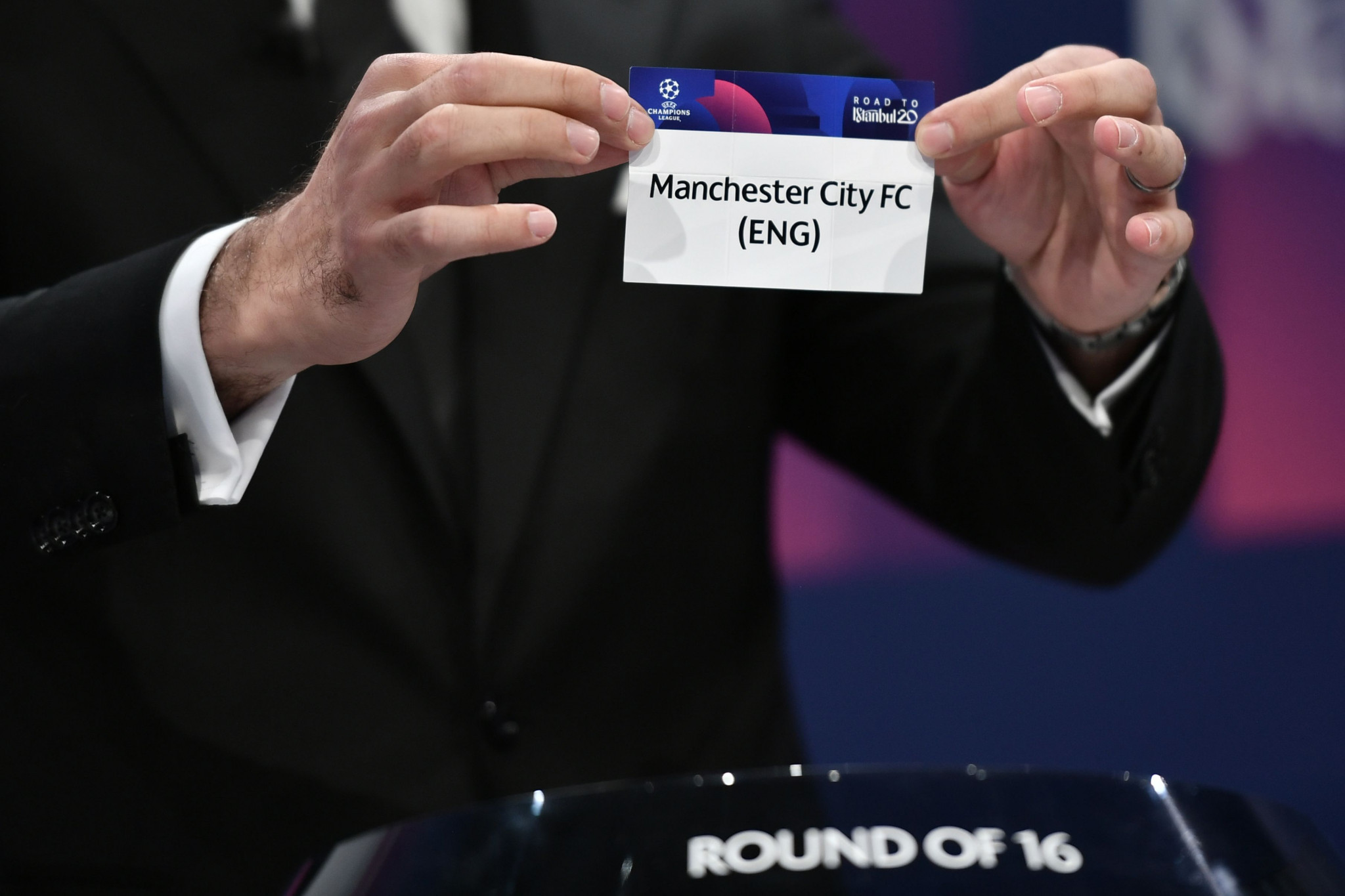 Manchester City handed two-year ban from UEFA Champions League