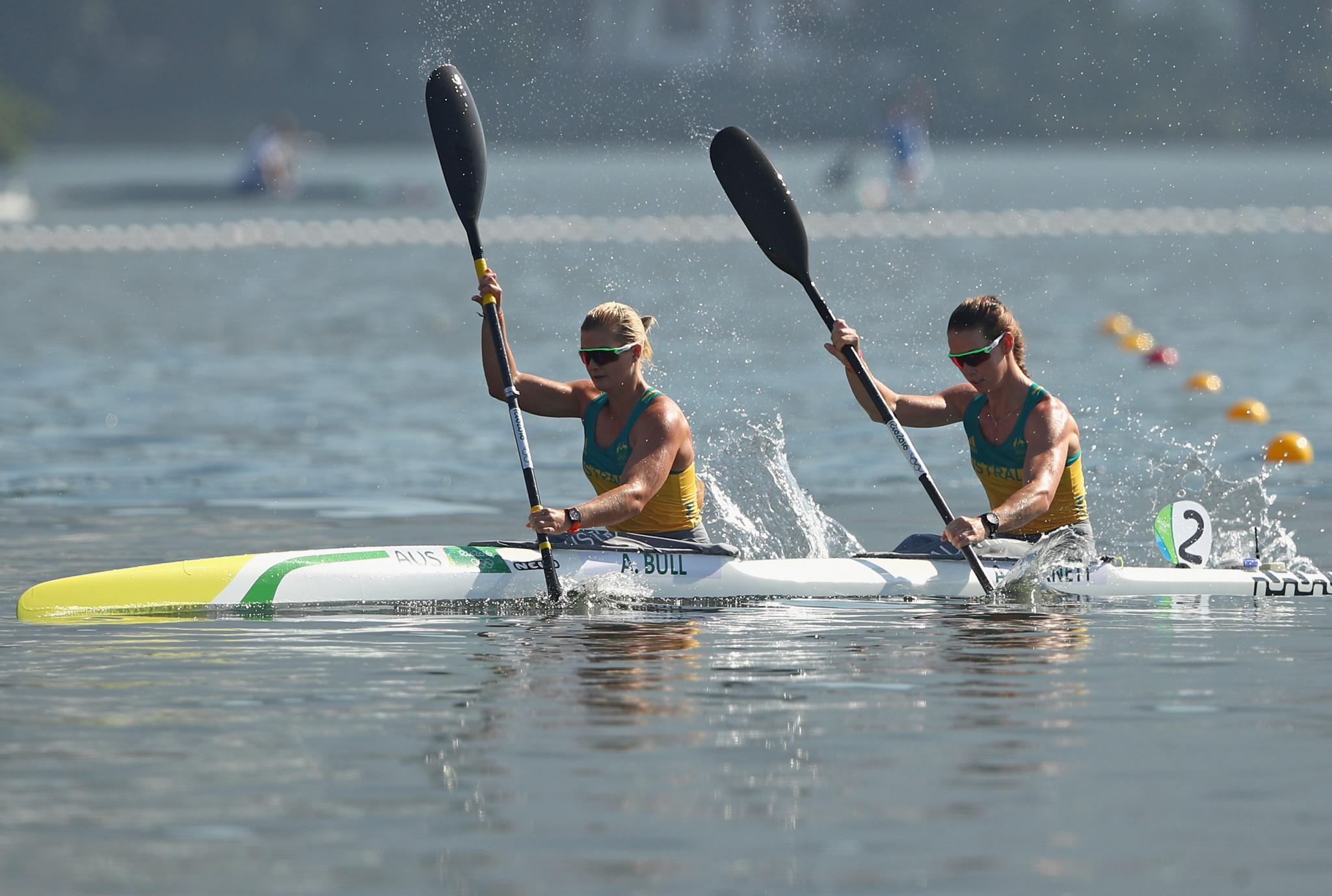 One seminar will focus on female canoeists specifically ©Getty Images
