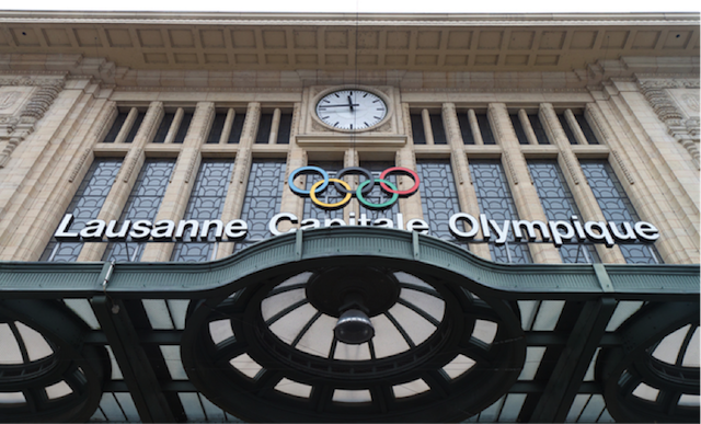 Lausanne to host 2016 SportAccord Convention