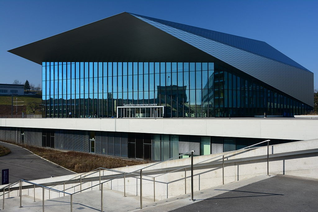 The SportAccord Convention will take place at the Swiss Tech Convention Centre in Lausanne ©Wikipedia