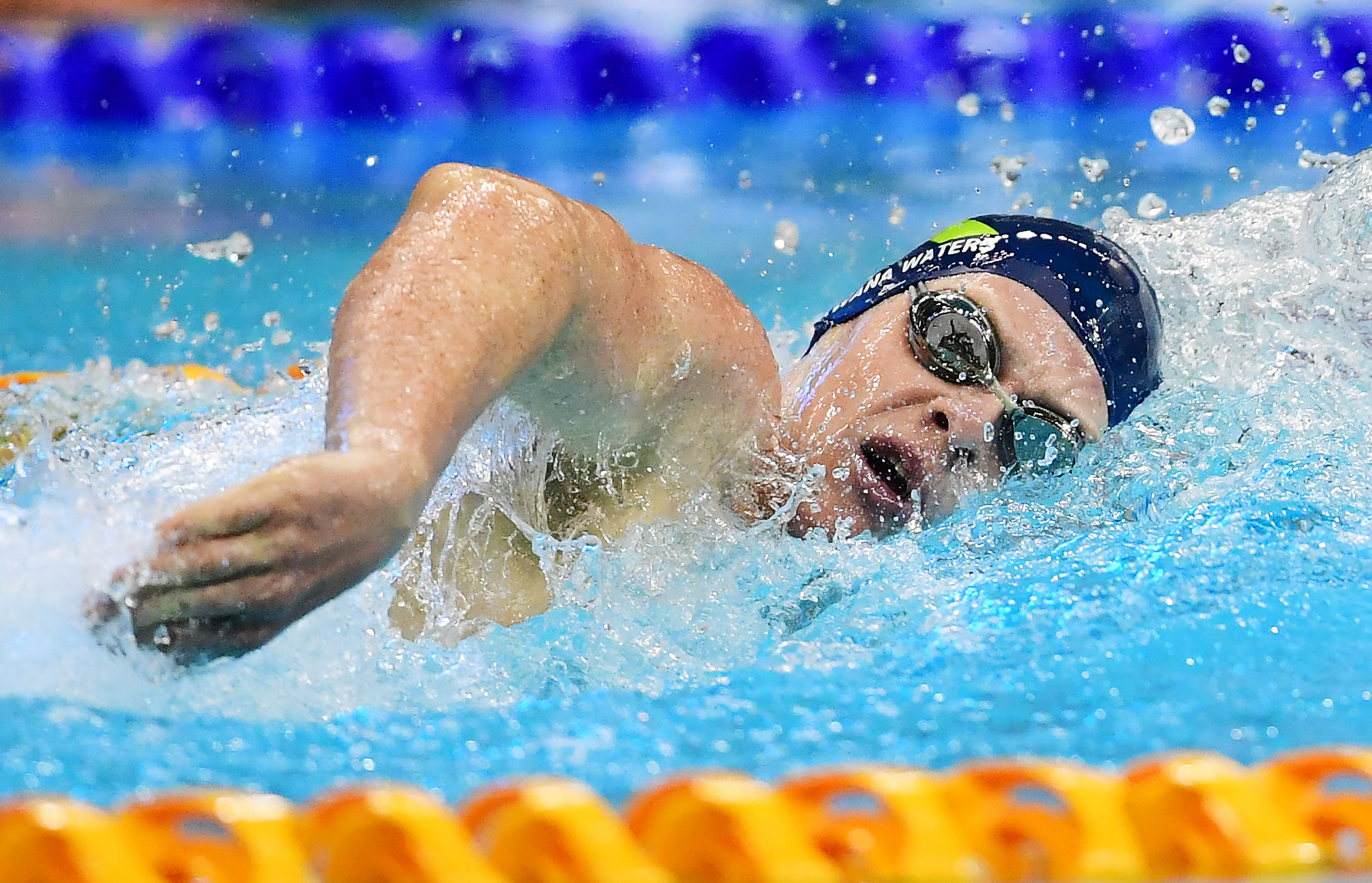 Swimming is one of the sports expected to be held at the Aquatics Palace ©Getty Images
