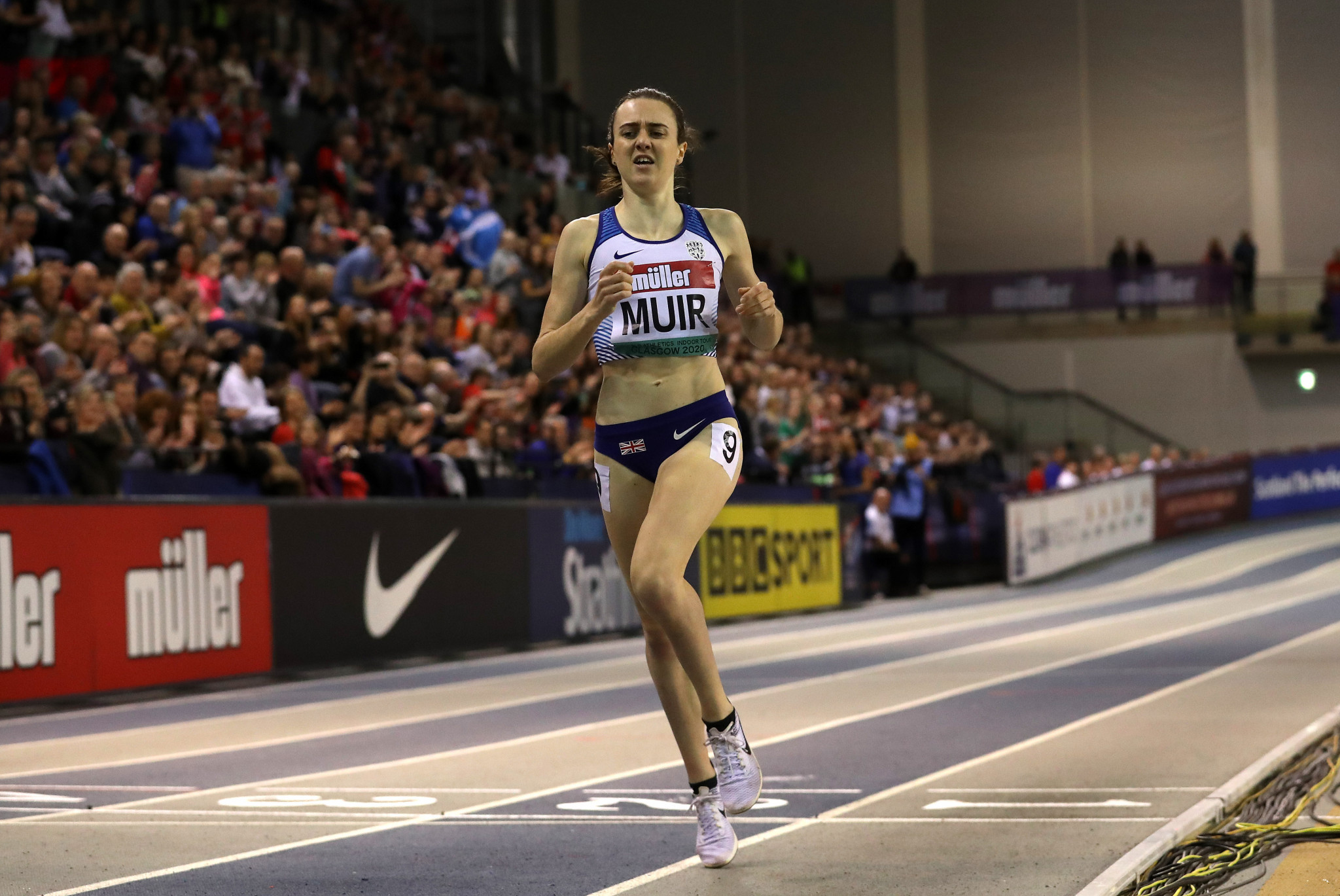 Müller and British Athletics renew delicious sponsorship partnership ahead of Tokyo 2020