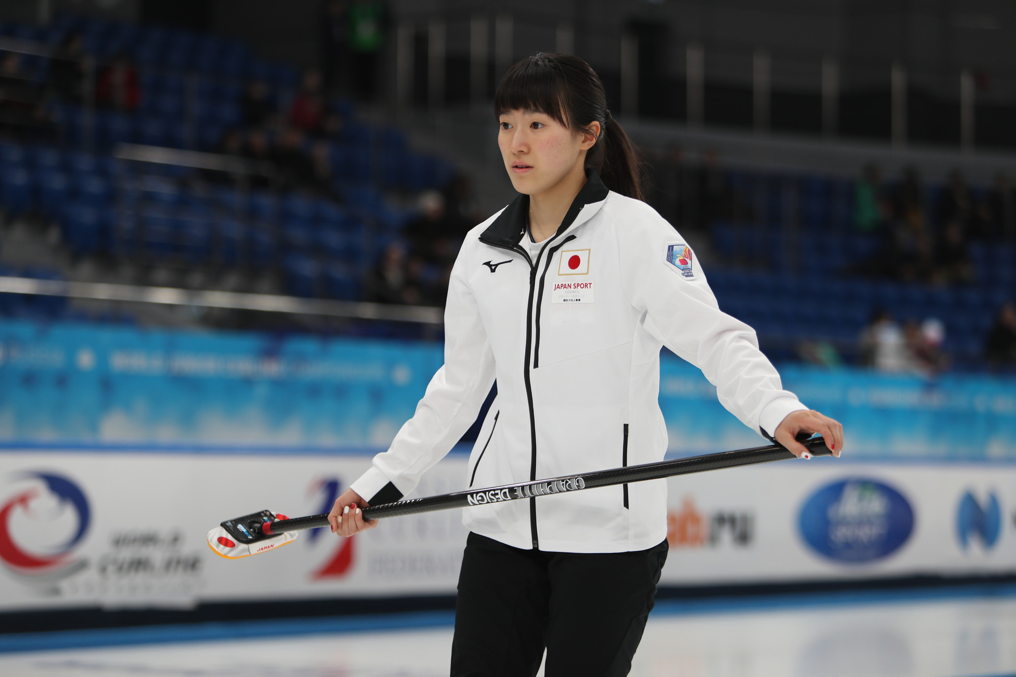 Three women's teams remain unbeaten on day two of World Junior Curling Championships