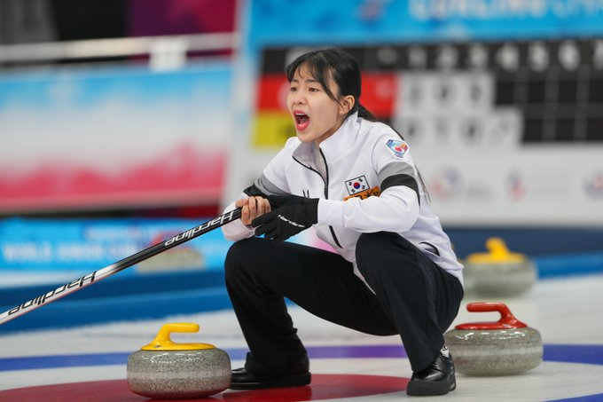 South Korea remain unbeaten in the women's competition ©WCF