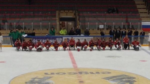 Östersund to host 2020 World Para Ice Hockey European Championships