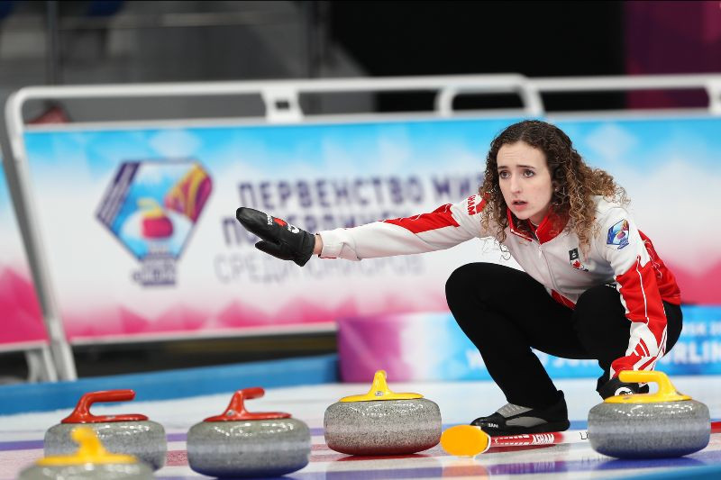 South Korea and Canada through to women's semi-finals at World Junior Curling Championships