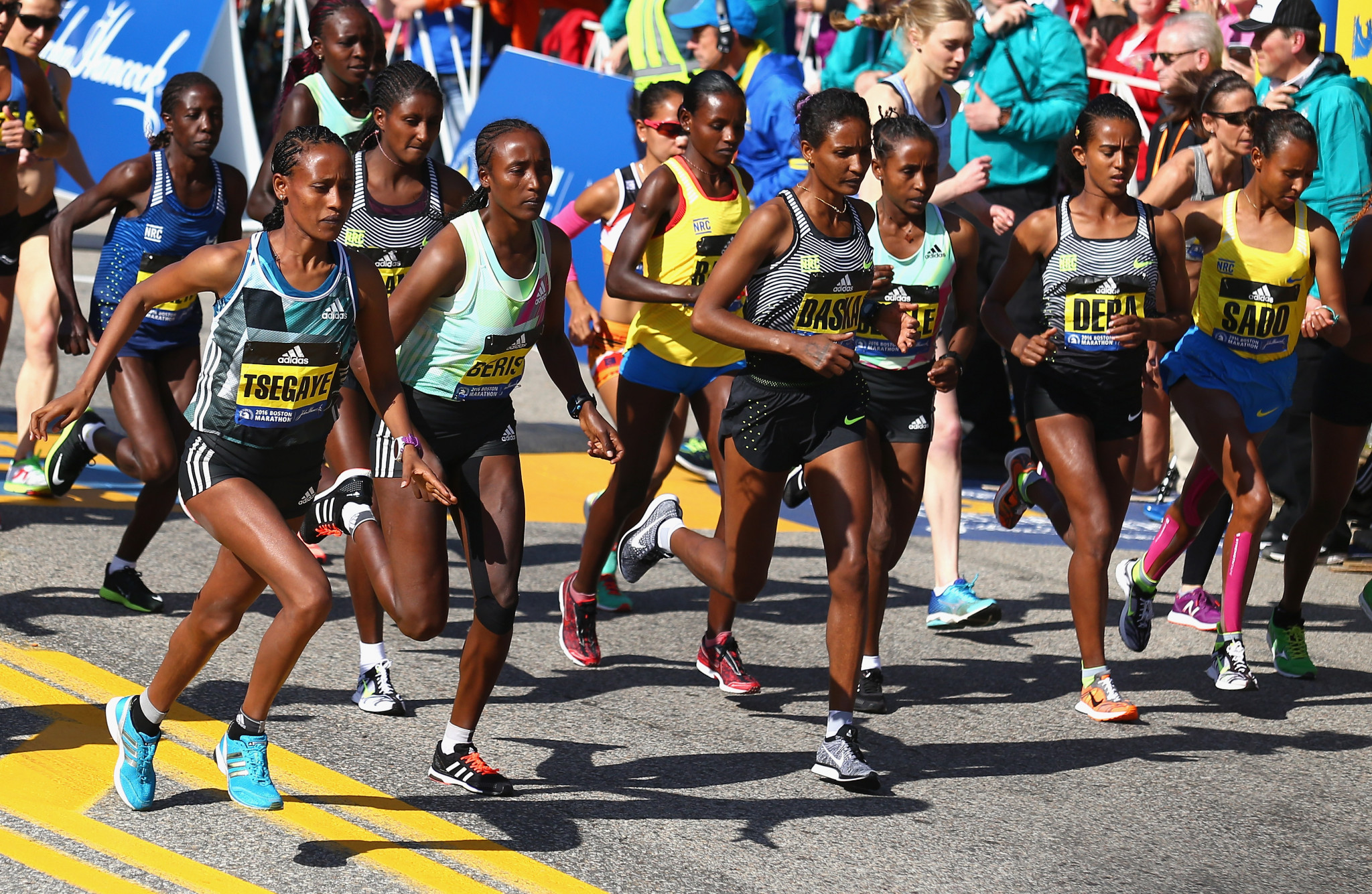 Boston Marathon organisers urge people not to run course on original date of postponed race