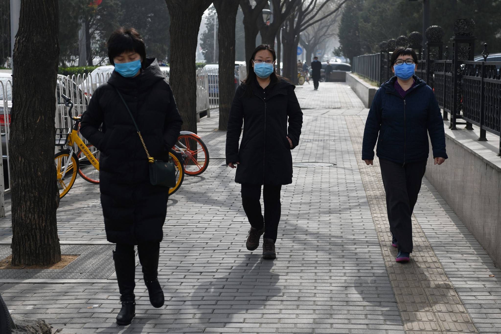 The latest figures from China put the death toll from coronavirus at 2,236 people and total infections at more than 75,000 ©Getty Images