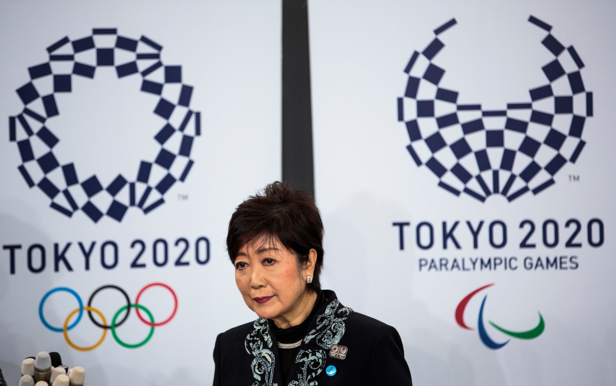 """Tokyo Governor Yuriko Koike has criticisied an """"inappropriate"""" offer from London to host the Games ©Getty Images"""