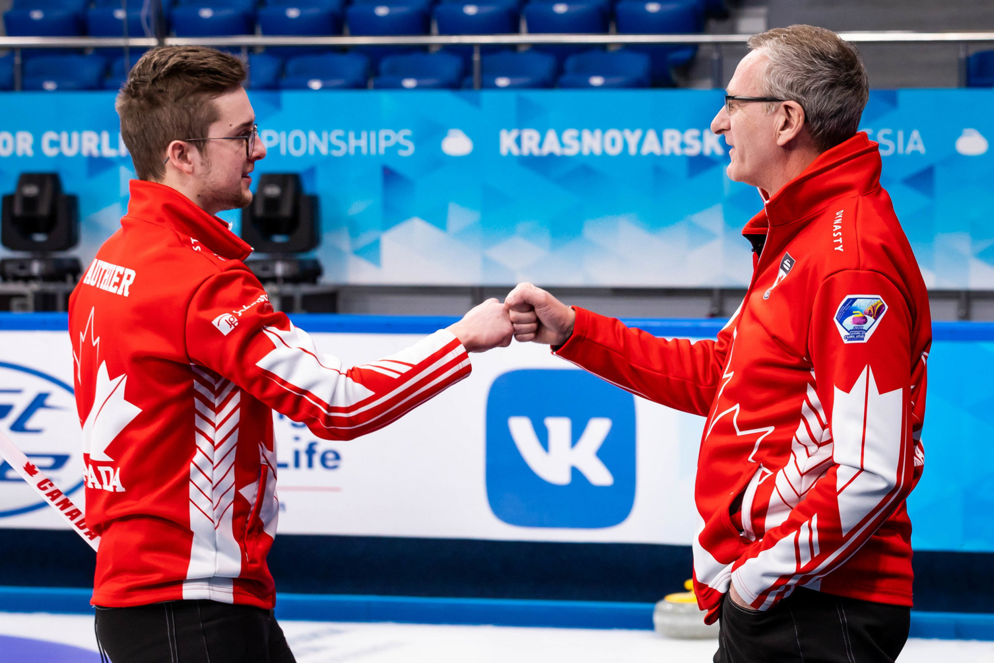 Canada through to World Junior Curling Championships finals