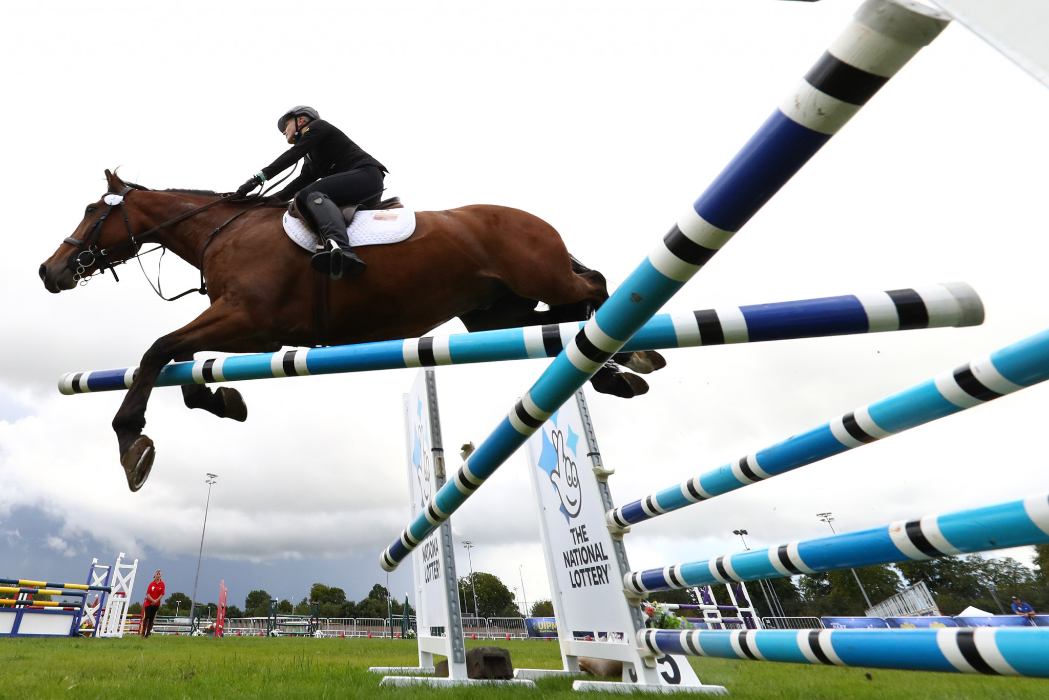 Young modern pentathlon athletes are set to compete at the Junior World Championships, starting tomorrow in Alexandria ©Getty Images