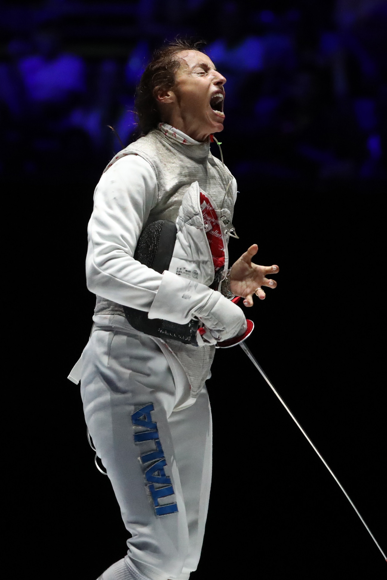 Italians impress at three World Cup fencing events