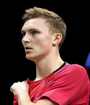 Viktor Axelsen was one of two Danish winners on the final day of the BWF Barcelona Spain Masters ©BWF