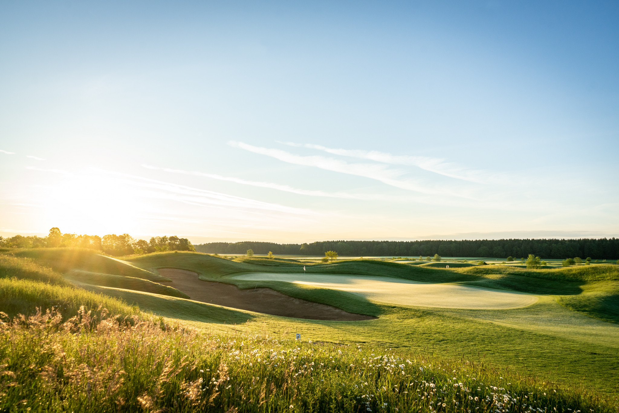 Munich 2022 announce golf course for second European Championships