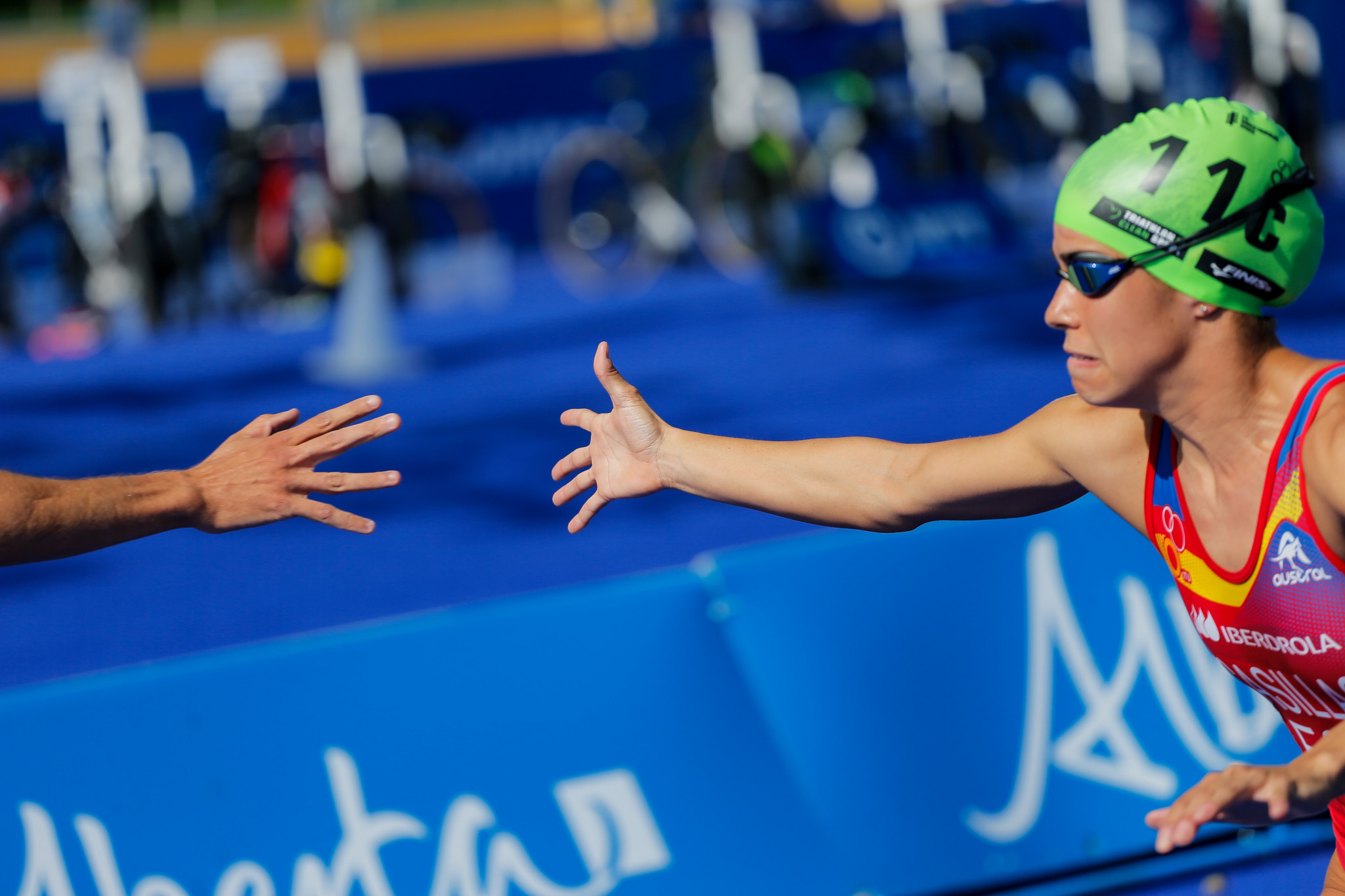 The ITU has moved its mixed relay Olympic qualification event from Chengdu to Valencia because of the coronavirus outbreak ©ITU