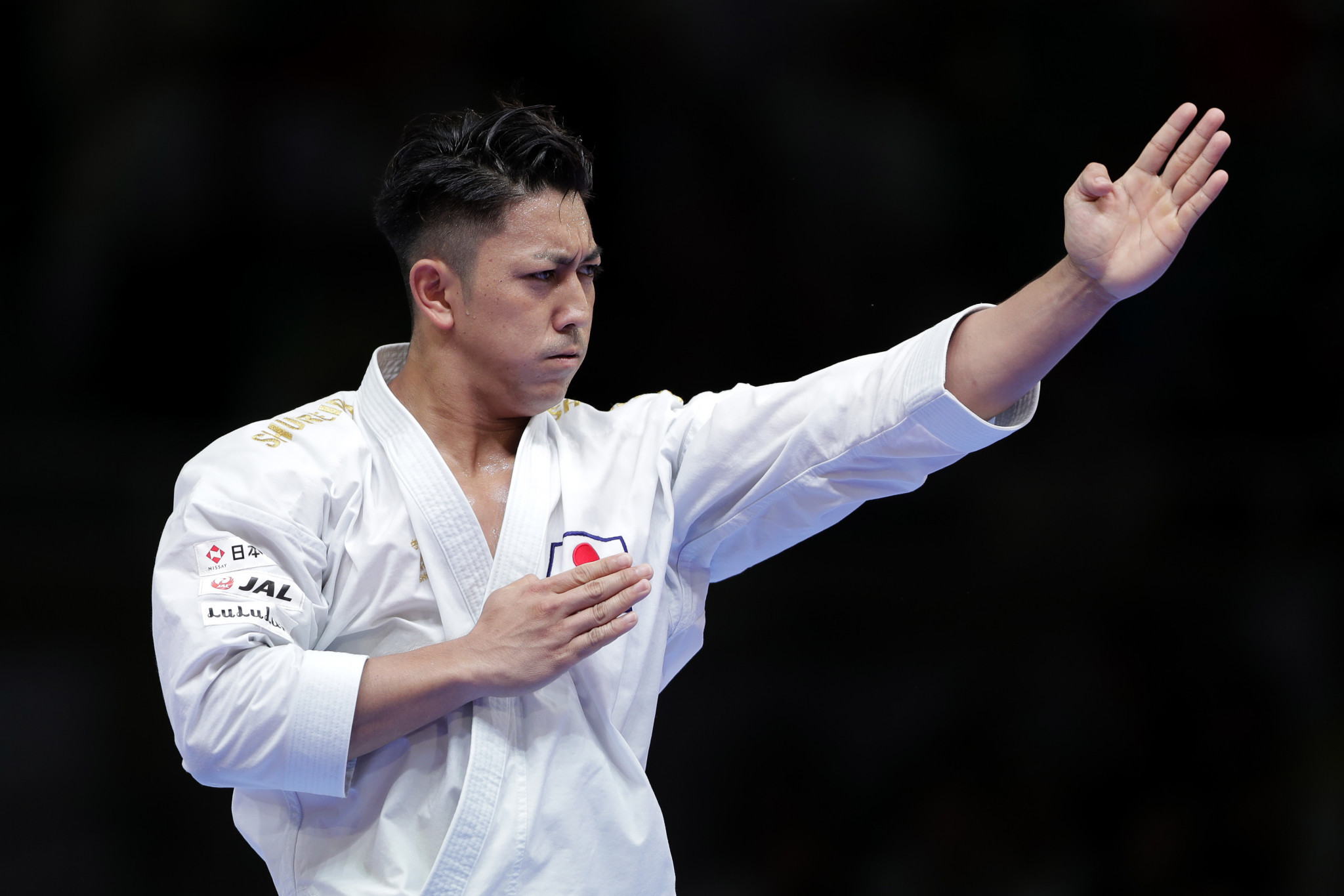 Kata and kumite divisions were contested at Tokyo 2020 ©Getty Images