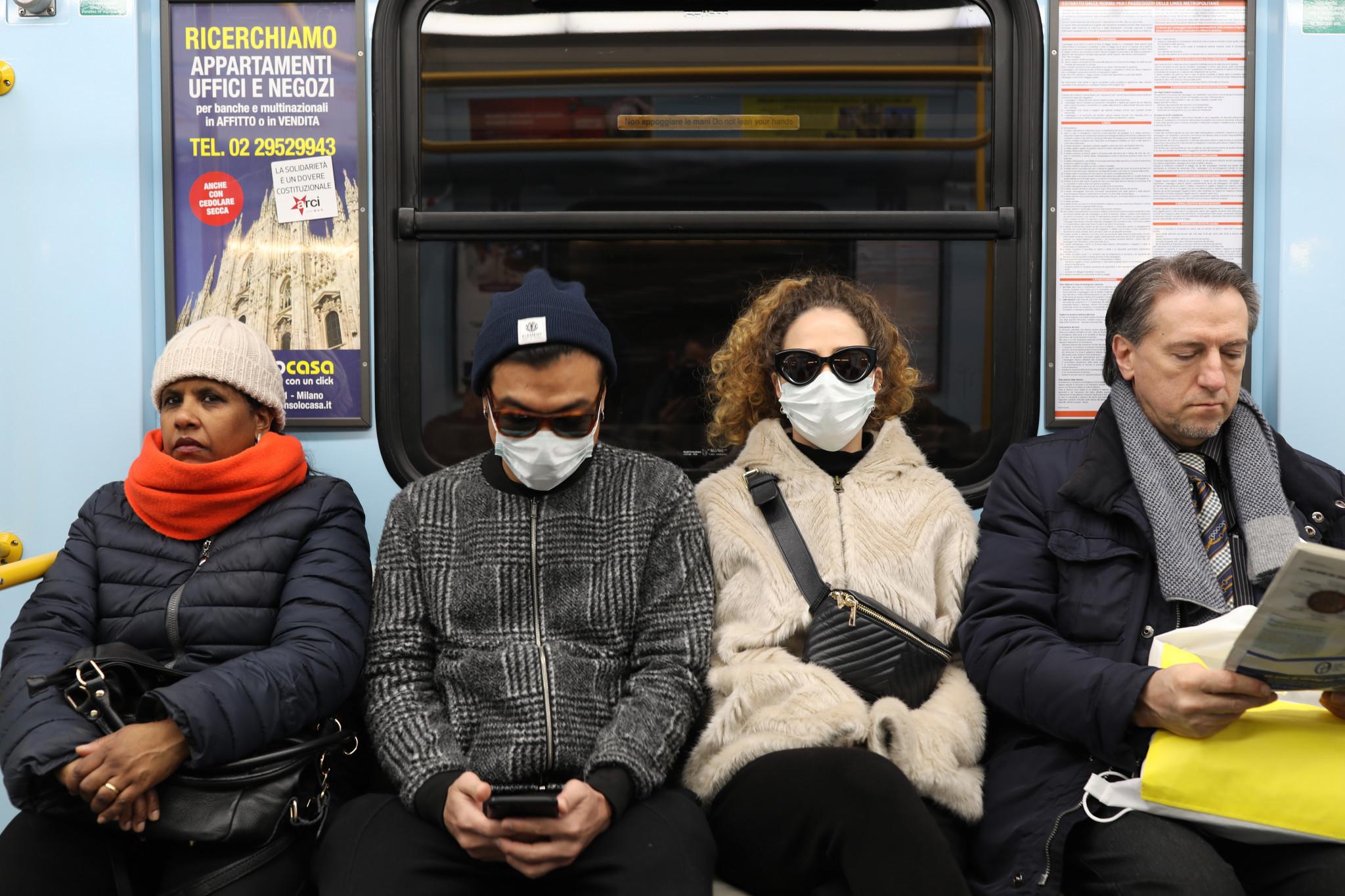 All Italian sport ordered to be behind closed doors because of coronavirus